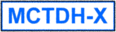 MCTDH-X Community
